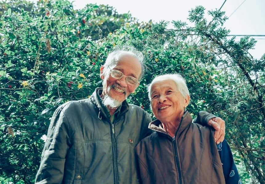 japanse ouderen