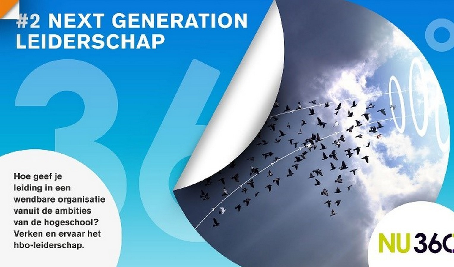 Next generation leiderschap