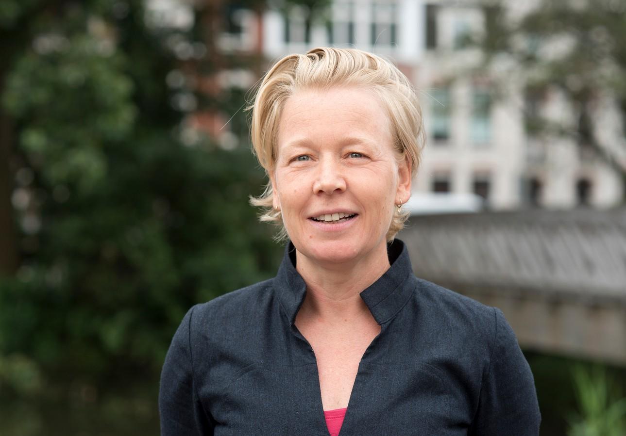 Sjoukje Alta, Stedelijk directeur cluster Stadsbeheer gemeente Amsterdam