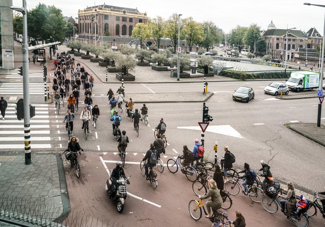 Mr VIssersplein Amsterdam