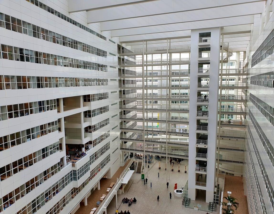 foto gemeentehuis Den Haag