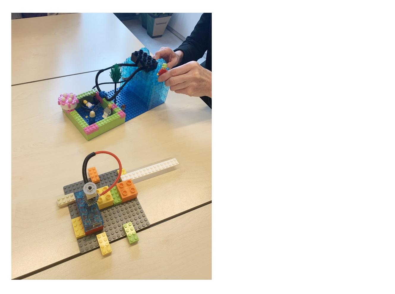 Lego opdracht