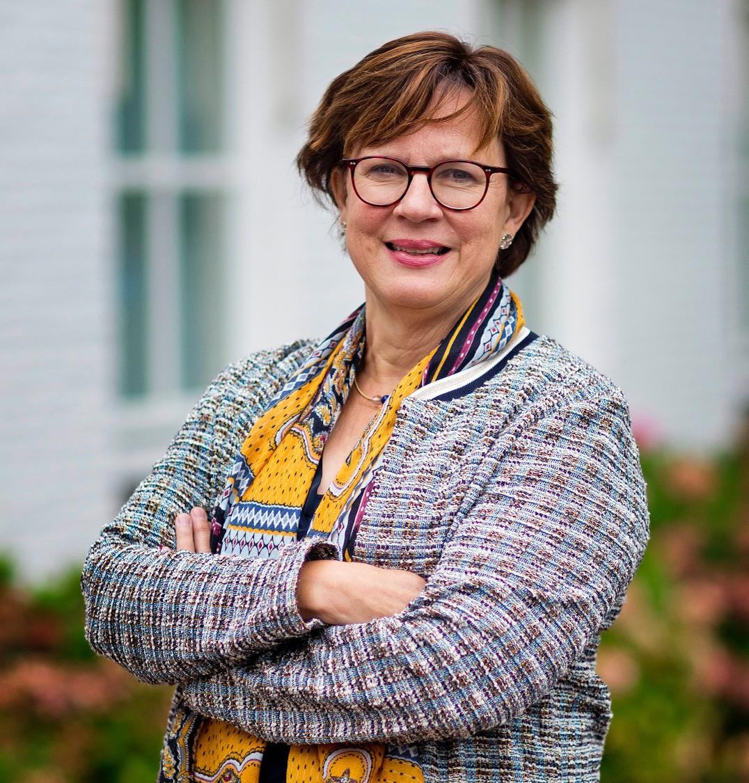 Edith van den Berg, directeur-bestuurder van Delft Support