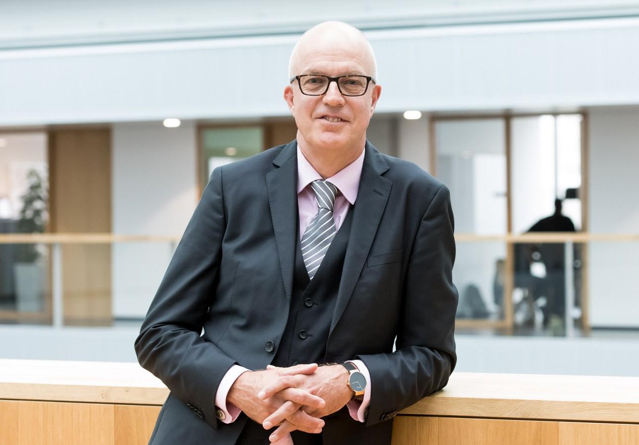 Ron Bormans, Voorzitter College van Bestuur Hogeschool Rotterdam