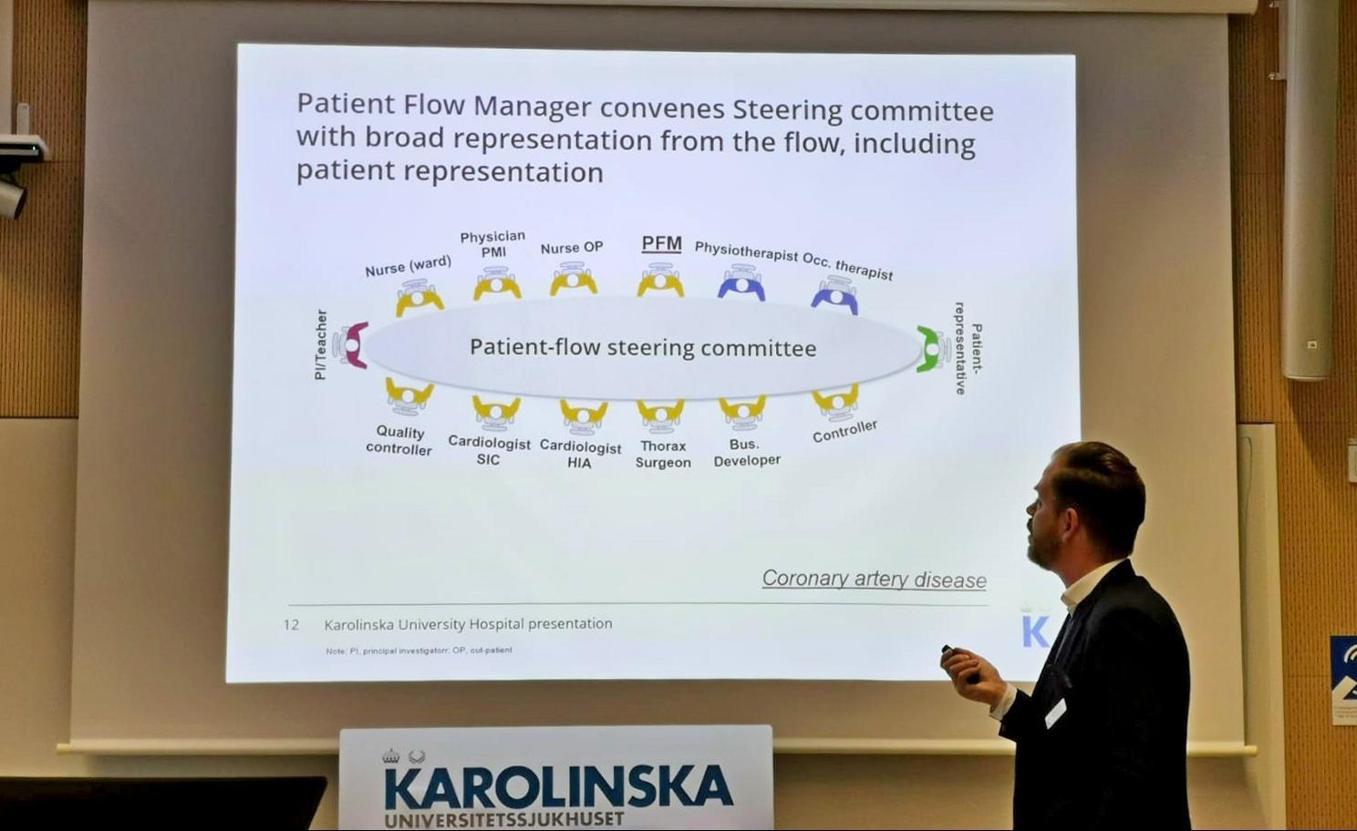 'Patient-flow steering committee' ziet toe op patiëntreis