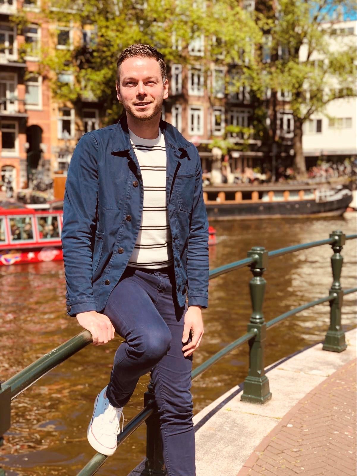 Michael Zant, gemeente Den Haag